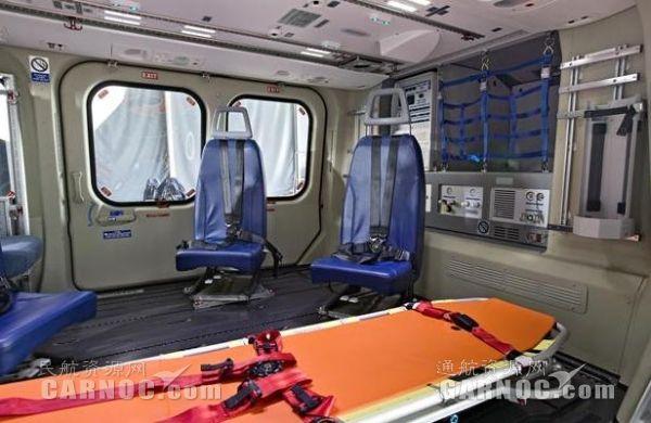国内首架AW139医疗构型直升机获适航认证
