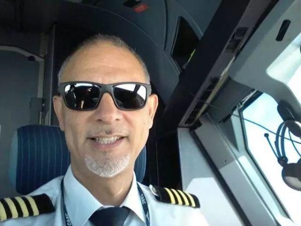 帅到飞起!揭秘成都颜值最高的外籍飞行员!