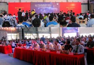 """大众""""通航秀"""" 华东国际通用航空展览会闭幕"""