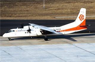 新舟60飞机:飞出一扇看风景的窗
