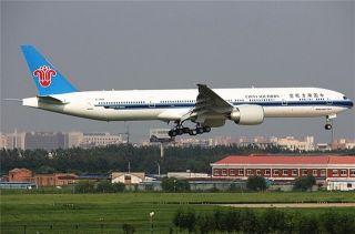 南航订购8架777-300ER以及30架737-800飞机