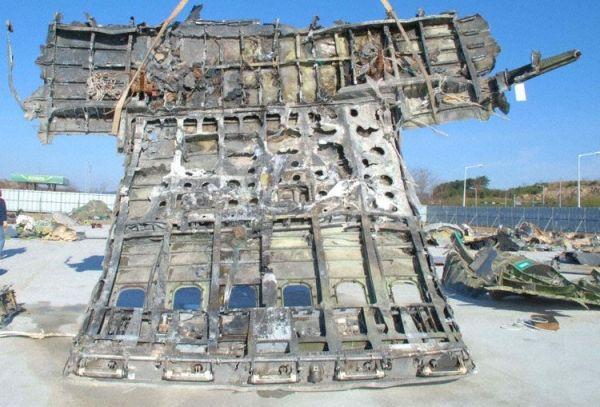 韩亚991号航班空难5周年:锂电池爆炸是祸首