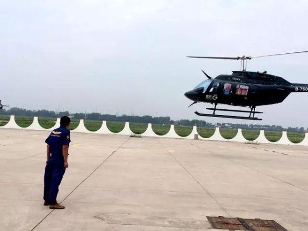 【空中实拍】为什么是用直升机空投救灾食品?