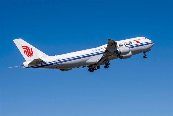 美图:续写辉煌 波音747-8飞机机队全览