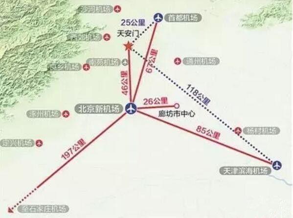 天合联盟搬迁北京新机场 三大航谁笑到最后?