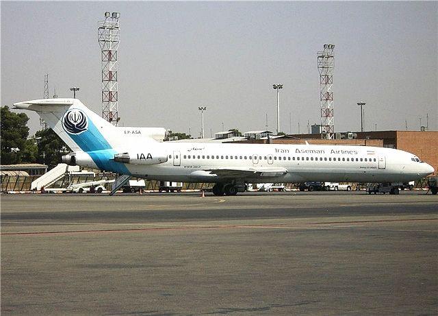 伊朗计划购买25架MRJ90支线客机