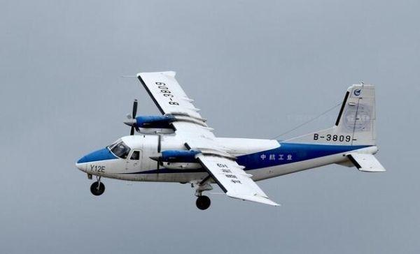 中国运-12飞机再出口 非洲一国引进两架