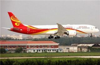中国梦想机队的帽子戏法 本周新入3架787-9
