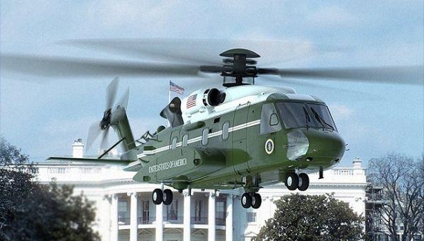 美国新一代总统专机即将问世 2017年首飞