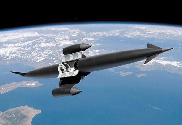 像坐飞机一样进入太空 中国研制组合动力飞行器