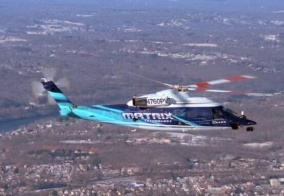 高大上!美国载客用无人驾驶直升机将问世