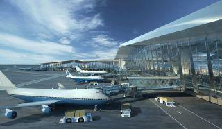 黑龙江机场集团召开年中工作会议