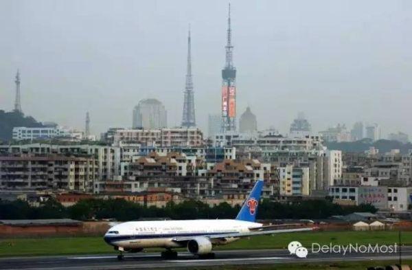 老白云机场始建于1933年,1994年成为国内首个旅客吞吐量突破1000万人次的机场。2004年8月4日22时50分,广州至湛江的CZ3265航班腾空而起,旧白云机场结束运营,功成身退,完美谢幕。