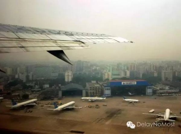 白云机场12周年