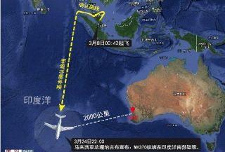 现实比小说要惊悚 马方承认MH370机长模拟坠机