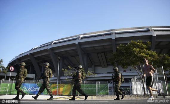 通往里约机场路上现可疑包 以色列人制造虚惊