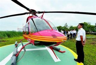 汉南机场下月开工 武汉通航产业能否