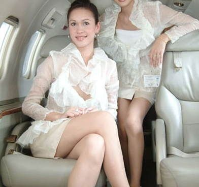 泰国空姐图片
