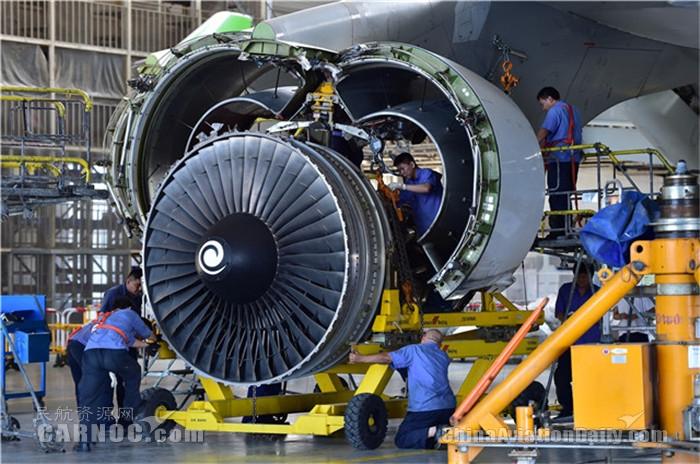 """Ameco首次为伊拉克航空提供""""一站式""""维修"""