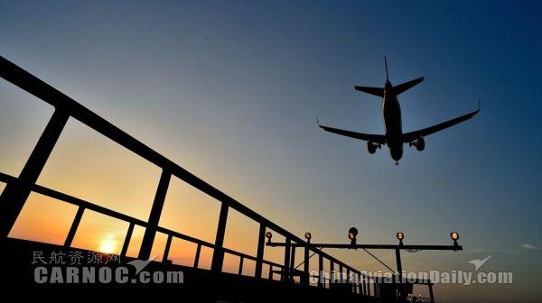 每分钟一架客机飞过青岛 空域航路有望再增加