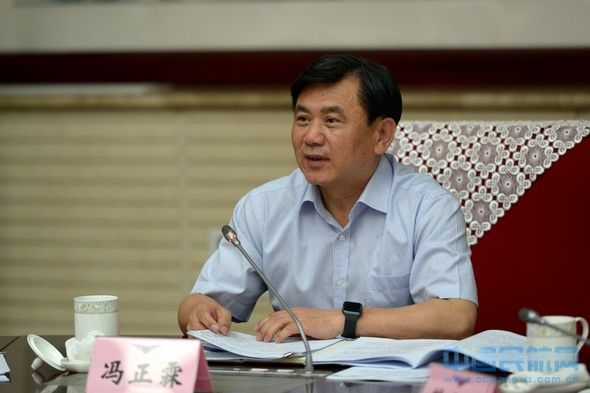 冯正霖:要坚定不移地拓展通航服务新领域