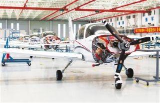 珠海航空产业园:打造中国通用飞机产业基地