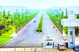 2020年目标收入400亿 南昌航空工业城迅速崛起