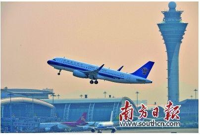广州打造国际航空枢纽 空港经济区成龙头