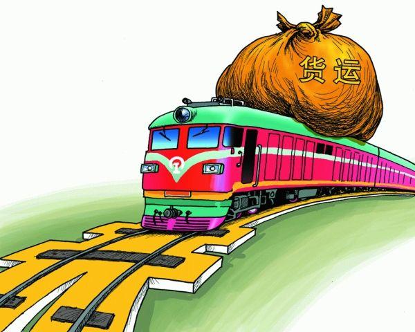 上海铁路局宣传部部长陈万钧告诉经济