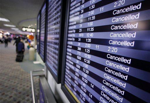 在美国遇飞机取消延误咋办 航司有秘密没告你