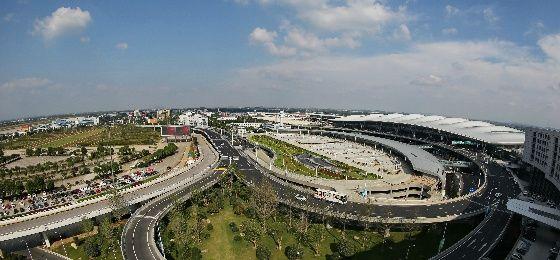 南京机场1至7月国内进出港快件同期增长77.4%