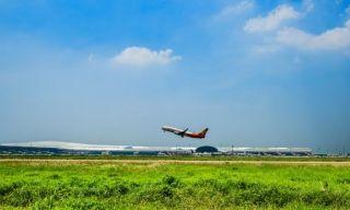 双跑道独立离场 深圳机场年碳排放可减千余吨