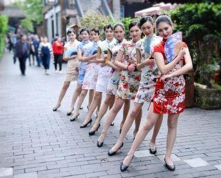 中国竞争最惨烈的工作岗位:空中小姐选拔