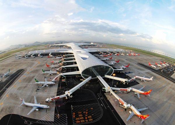 双跑道独立运行 深圳机场正点率有望提高