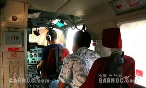 湖南航站开展仪表飞行训练 提升安全保障能力