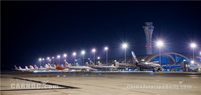 成都双流机场规划新增52个停机位