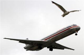 美航23日退役20架MD-80飞机 平均机龄28年