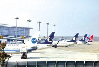 南京机场专营城市候机楼旅客运输突破百万