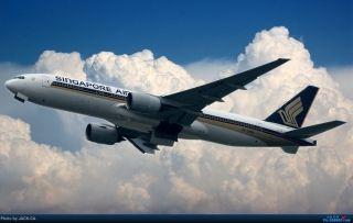 新航开首都快线 堪培拉首次迎来国际直达航班