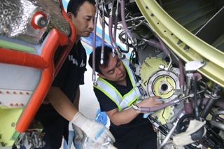 南航新疆:首次独立完成发动机关键部位更换