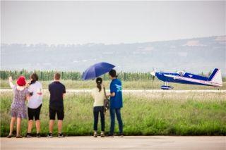 2016沈阳国际航空博览会精彩抢先看。 (摄影:陈松)