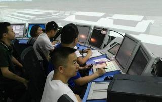 湖南空管全面开启双跑道模拟机培训模式