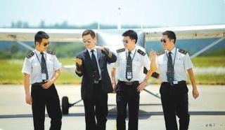 开学季,飞行学员都学啥?