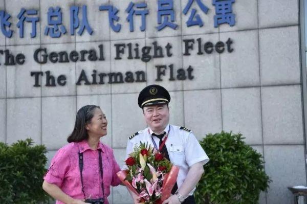 CA990平安归来,他告别相伴43年的飞机和蓝天