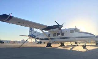 中航工业与尼泊尔航空公司会谈 8日交付一架运12