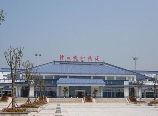 贛州機場春運旅客突破20萬人次