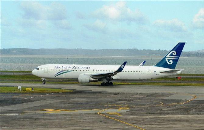 新西兰航空将退役波音767飞机 目前仍有3架