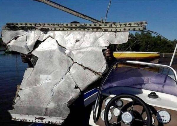 莫桑比克发现疑似MH370残骸 或将证明客机曾爆炸