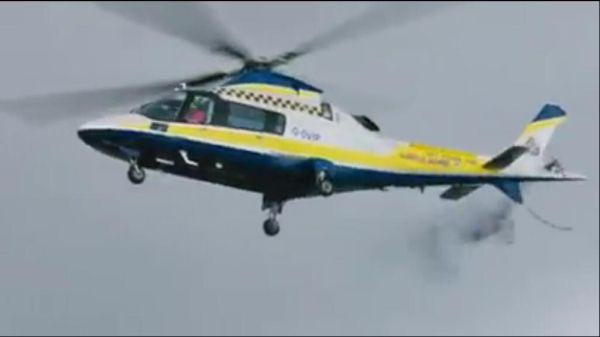 """现实版无人机""""打下""""一架直升机 结果惊呆了..."""