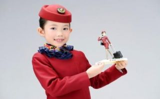 从惠州机场出行,可购买无成人陪伴儿童票